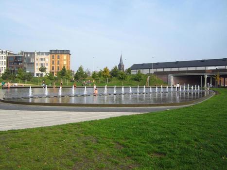 Anvers : un parc pour changer d'image - URBIS Le mag | Urbanisme | Scoop.it