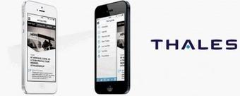 Géolocalisation des offres, infos métiers, candidatures mobiles… téléchargez l'appli mobile du Groupe Thalès. | Outils et méthodologies de recrutement | Scoop.it