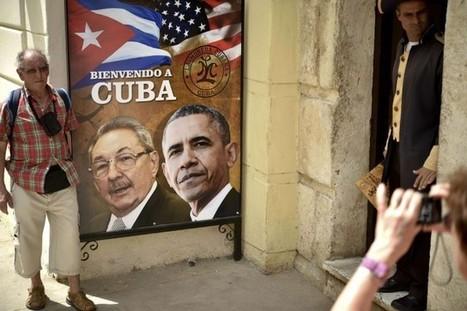 Barack Obama à Cuba pour écrire l'histoire   Sociétés & Environnements   Scoop.it