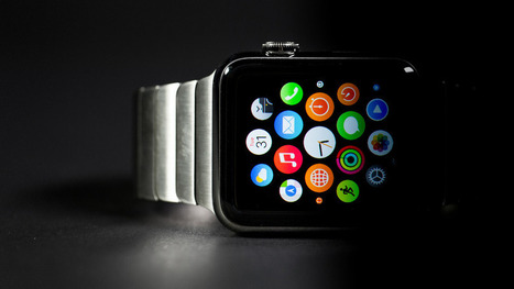 Apple Watch's screen is a challenge to create teeny tiny advertising | Marketing Digital | Scoop.it