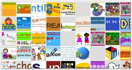Recursos TIC para Infantil | CeDeC | Scoop.it