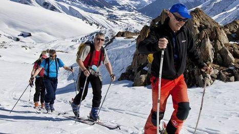 Le ski de randonnée conquiert le grand public   Vanoise ski & randonnée   Scoop.it
