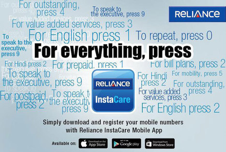 Personal/ Poetry/ Short Stories/ Social: Smartcare on Twitter by Reliance Communications | Project Management and Quality Assurance | Scoop.it