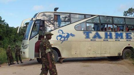 Au Kenya, les passagers musulmans d'un bus attaqué protègent les chrétiens | Actualités Afrique | Scoop.it