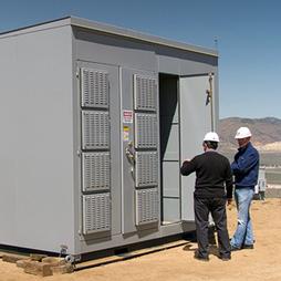 Las turbinas eólicas con pilas incluidas pueden estabilizar la ... - Technology Review en español   Generación de energías   Scoop.it