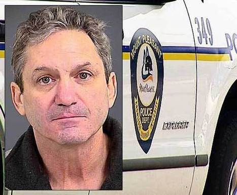 Report: Drunk man crashes into car and middle school in Mt. Pleasant | Interesting Law News | Scoop.it