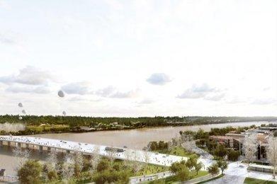 Bordeaux : l'architecte du nouveau pont Jean-Jacques-Bosc choisi | Urbanisme - Bordeaux Métropole | Scoop.it