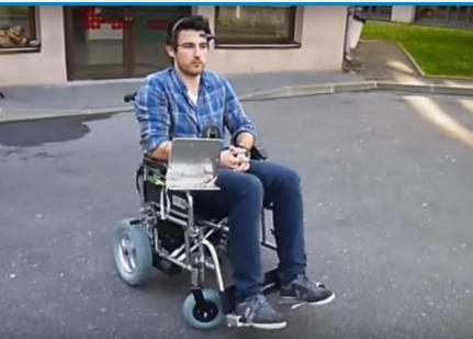 Neuromoov, le fauteuil roulant commandé par la pensée | Ressources pour la Technologie au College | Scoop.it