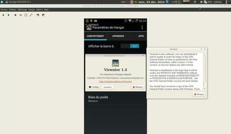 Présentation de Viewnior Le logiciel libre – Le blog de Wilfried Caruel | Actualités de l'open source | Scoop.it