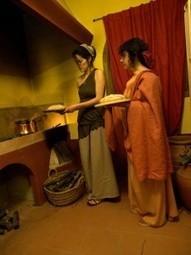 Un hôtel-restaurant dans une reconstitution de maison romaine | LVDVS CHIRONIS 3.0 | Scoop.it