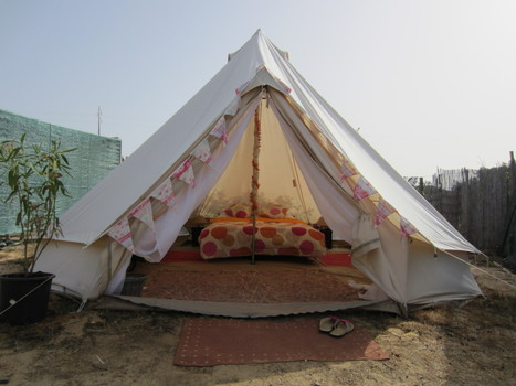 Glamping - A New Style of Camping | Quirky Travel and Weather | Scoop.it