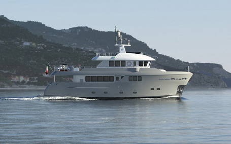 Cantiere delle Marche, yacht explorer, in Ancona (Marche - Italy) | Le Marche another Italy | Scoop.it