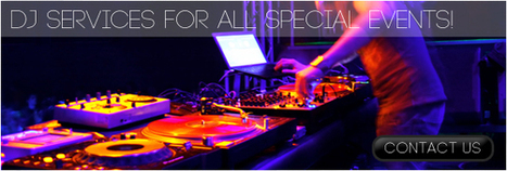 Toronto DJ Services For Party Events | Wedding Disc Jockey | Corporate Events, Anniversaries, Theme Parties | DJ Services and Party Arrangements | Scoop.it