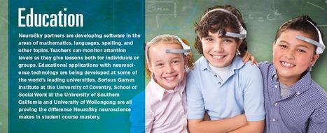 NeuroSky - Education | Sites for Educators | Scoop.it