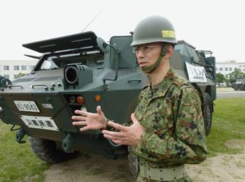Un colonel des Forces de Sécurité Japonaises (équipe NRBC) témoigne | Japon : séisme, tsunami & conséquences | Scoop.it