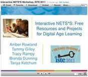 Interactive NETS*S - home | VET Blended Learning Benchmark | Scoop.it