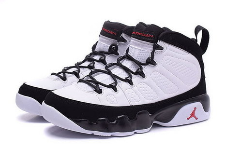 Women Air Jordan 9 White Black Leather Sneaker,Discount women nike air jordan x white black leather sneaker sale | nike sneaker store | Scoop.it