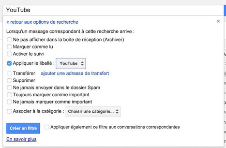 Comment utiliser #Gmail | Time to Learn | Scoop.it