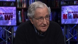 "Chomsky: Greece Faces ""Savage Response"" For Taking on Austerity ""Class War"" 