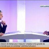 Aveux de Cahuzac sur BFMTV, ou l'art du marketing éditorial | Les médias face à leur destin | Scoop.it