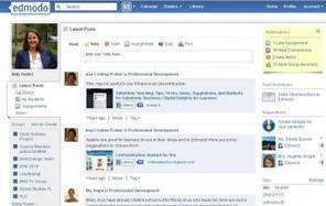 Edmodo for Teacher Professional Development: A Case Study | Technology in EducationTeaching and Learning | Scoop.it