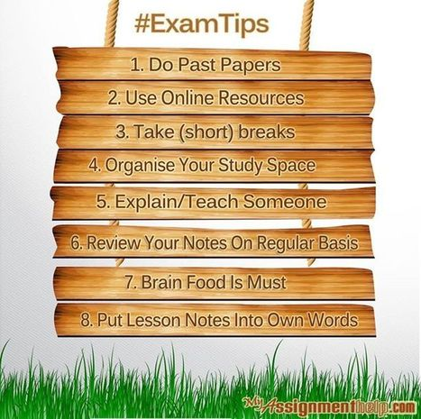 #examtip Choose a comfortable #study environment. Use a wide and uncluttered desk. Make sure your chair is comfortable. The lighting should be adequate as well. | My Assignment Help Info : Review and Subjects | Scoop.it