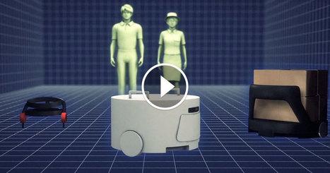 Porteur de bagages, coéquipier, robot de ménage : 3 machines qui vont peut-être métamorphoser les aéroports | Une nouvelle civilisation de Robots | Scoop.it