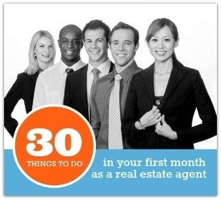 Your First Month as a Real Estate Agent | 30 Things to Do | Atlanta GA Real Estate | Scoop.it