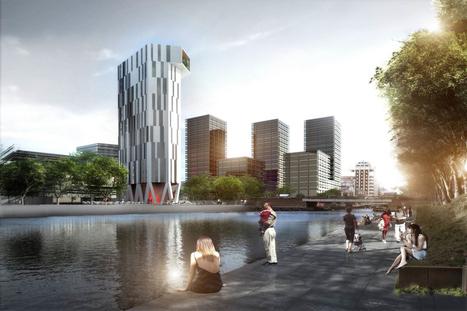 A Strasbourg, la première tour de logements à énergie positive | Des 4 coins du monde | Scoop.it