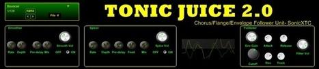FREEWARE (VST.Win) - Tonic Juice 2.0. | Audio Software | Scoop.it