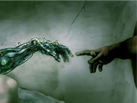 Love in the Time of Cyborgs by Rebecca Searles - Beacon | Post-Sapiens, les êtres technologiques | Scoop.it