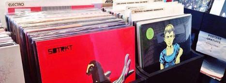 Le vinyle: un retour en trompe-l'oeil | Trucs de bibliothécaires | Scoop.it