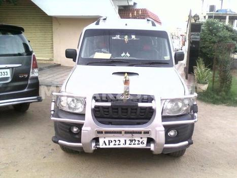 MAHINDRA SCORPIO | Buy or sell used cars in online | Scoop.it