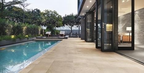 Carrelage piscine : lequel choisir ? | Espace Aubade | Scoop.it