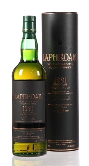 The Whisky Store | Laphroaig Vintage | Whisky | Scoop.it