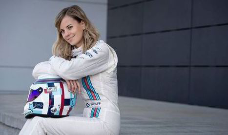 Susie Wolff is determined to become the first female Formula 1 champion - Express.co.uk | formulaone followers | Scoop.it