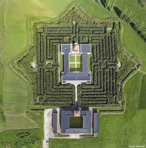Get Lost and have fun In The World's Biggest Labyrinth in Italy | Italia Mia | Scoop.it