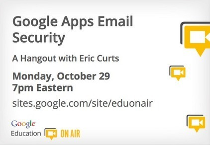 Eric Curts - Google+ | Google Apps for Education | Scoop.it