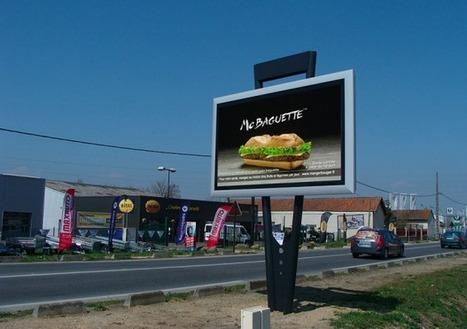 France : Affimext franchit la barre des 200 écrans LED | Visual Communication News | Scoop.it