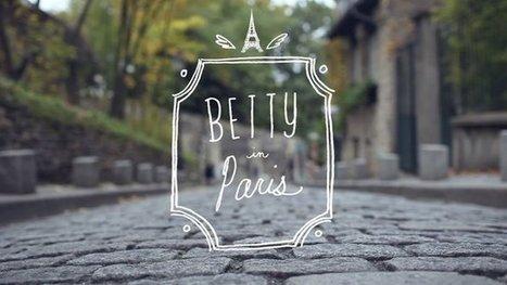 Betty in Paris by Olive Us - a bonjour | Bubbafilms | Scoop.it