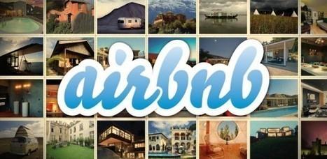 [Infographie] Airbnb séduit 4 millions d'utilisateurs dans le monde - FrenchWeb.fr   Hébergements, hôtels et tourisme   Scoop.it