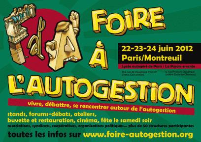Foire à l'autogestion - La Ville des gens   Territoires, coopération et numérique   Scoop.it