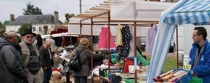 Brocante vide-greniers réussi | Autour de Nouan-le-Fuzelier | Scoop.it