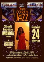 Esplanade Saint-Vincent : Dîner-concert de Jazz | Tourisme en pays viennois | Scoop.it