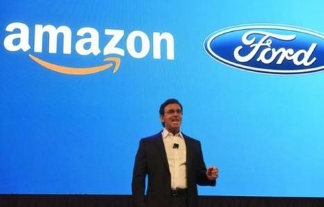 Fords'allie avec Amazon pour faire communiquer voitures et maisons connectées | Pilotage et Gestion projets dans le Retail | Scoop.it
