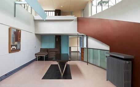 El camuflaje arquitectónico de Le Corbusier | TECNNE - Arquitectura y contextos | Marcelo Gardinetti | Scoop.it