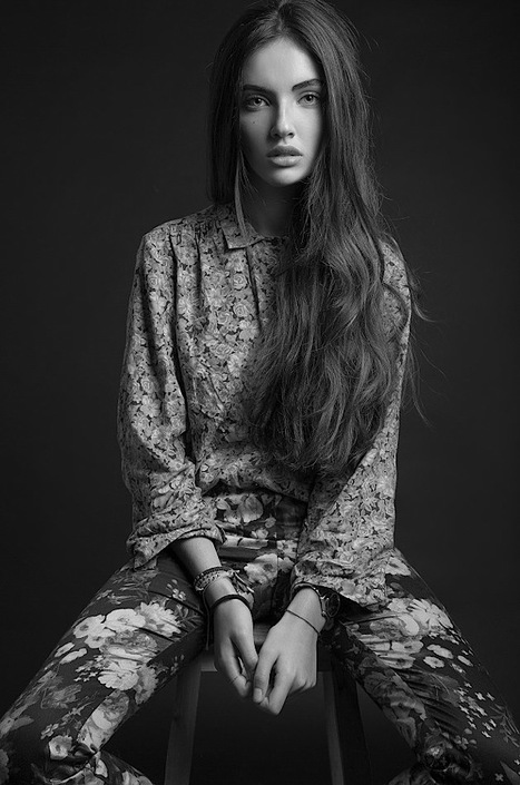 [newly on website] Laura Bensadoun @ Major Model Management in NY ('new faces' division) | Intertainment | Scoop.it