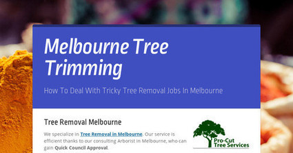 Melbourne Tree Trimming | Tree Trimming  in Melbourne | Scoop.it