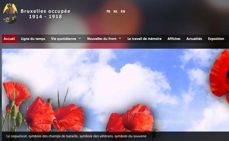 Bruxelles occupée 1914-1918 | Nos Racines | Scoop.it