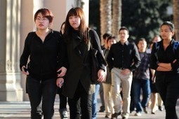 American Universities Eye Chinese Students - The Epoch Times | autonomous learning | Scoop.it